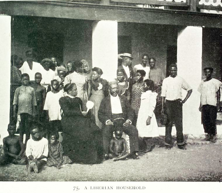 A Liberian Household