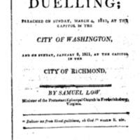 Discourse on Duelling, Samuel Low.pdf