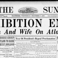 Prohibition Ended Newspaper.JPG