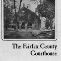 The Fairfax County Courthouse