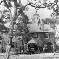 1799 Historic Courthouse