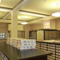 Image of Historic Records Center Minute Book Collection